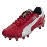 Puma evoSPEED 1.2 BMW M Series FG (Tange Red/White)