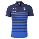 Italy Hooped Polo