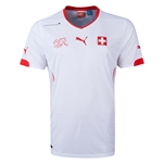 Switzerland 14/15 Away Soccer Jersey
