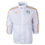 Ivory Coast 2014 Walkout Jacket