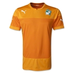Ivory Coast 2014 Training Jersey