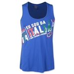 Italy My Nation Tank Top