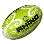 Rhino Barracuda Beach Rugby Ball (Size 4)