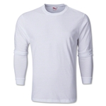 PUMA City Long Sleeve Blank T-Shirt (White)