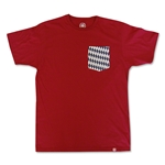 Bayern Munich Pocket T-Shirt (Red)