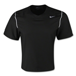 Nike Fast Break Game Lacrosse Jersey (Blk/Wht)