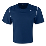 Nike Fast Break Game Lacrosse Jersey (Navy/White)