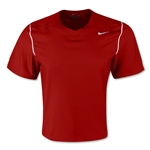 Nike Fast Break Game Lacrosse Jersey (Sc/Wh)