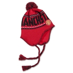 Manchester United Peruvian Solid Beanie