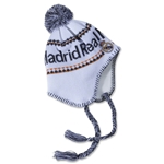 Real Madrid Peruvian Solid Beanie 14