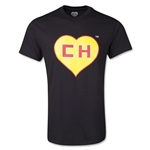 Chapulin Metallic Crest T-Shirt