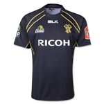 Wellington Lions 13/14 Home Rugby Jersey