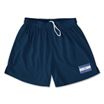 Argentina Team Soccer Shorts (Navy)