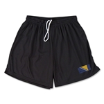 Bosnia-Herzegovina Team Soccer Shorts (Black)
