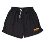 Ecuador Team Soccer Shorts (Black)