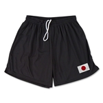 Japan Team Soccer Shorts (Black)