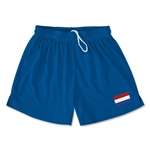 Netherlands Team Soccer Shorts (Royal)