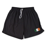 Ireland Team Soccer Shorts (Black)