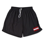 Austria Team Soccer Shorts (Black)
