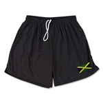 Jamaica Team Soccer Shorts (Black)