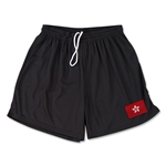 Hong Kong Team Soccer Shorts (Black)