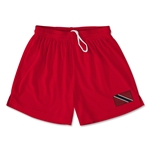 Trinidad & Tobago Team Soccer Shorts (Red)