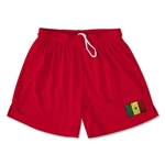 Senegal Team Soccer Shorts (Red)