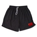 China Team Soccer Shorts (Black)