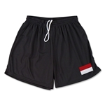 Indonesia Team Soccer Shorts (Black)