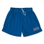 Fiji Team Soccer Shorts (Royal)