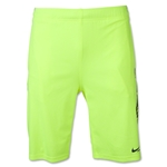 Nike Youth Lax Attack Short (Lime)