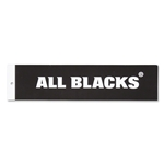All Blacks Bumper Sticker