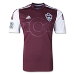 Colorado Rapids 2014 Primary Soccer Jersey
