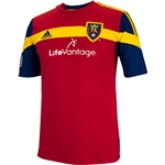 Real Salt Lake 2014 Primary Soccer Jersey