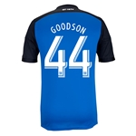 San Jose Earthquakes 2014 GOODSON Primary Soccer Jersey