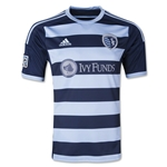 Sporting KC 2014 Replica Secondary Soccer Jersey
