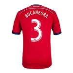 Chivas USA 2014 BOCANEGRA Authentic Primary Soccer Jersey