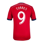 Chivas USA 2014 TORRES Authentic Primary Soccer Jersey