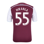 Colorado Rapids 2014 MWANGA Authentic Primary Soccer Jersey