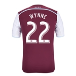 Colorado Rapids 2014 WYNNE Authentic Primary Soccer Jersey
