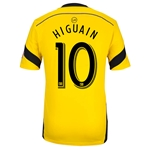 Columbus Crew 2014 HIGUAIN Authentic Primary Soccer Jersey