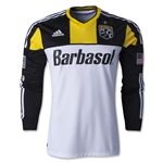 Columbus Crew 2014 LS Authentic Secondary Soccer Jersey