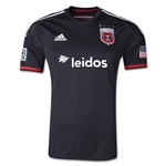 DC United 2014 Authentic Primary Soccer Jersey