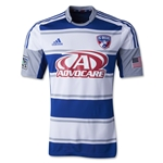 FC Dallas 2014 Authentic Secondary Soccer Jersey