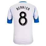 Montreal Impact 2014 BERNIER Authentic Secondary Soccer Jersey