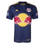 New York Red Bulls 2014 Authentic Secondary Soccer Jersey