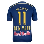New York Red Bulls 2014 MCCARTY Jersey de Futbol Secundario Autentico