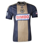 Philadelphia Union 2014 Authentic Primary Soccer Jersey