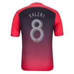 Portland Timbers 2014 VALERI Authentic Secondary Soccer Jersey