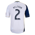 Real Salt Lake 2014 BELTRAN Authentic Secondary Soccer Jersey